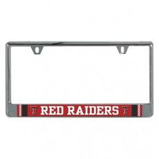 Basketball Jersey Metal License Plate Frame