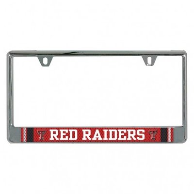 Basketball Jersey License Plate Frame