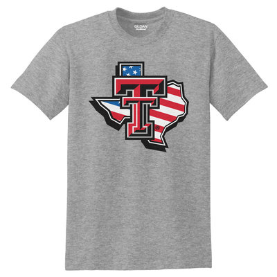 Patriotic Pride Short Sleeve Tee