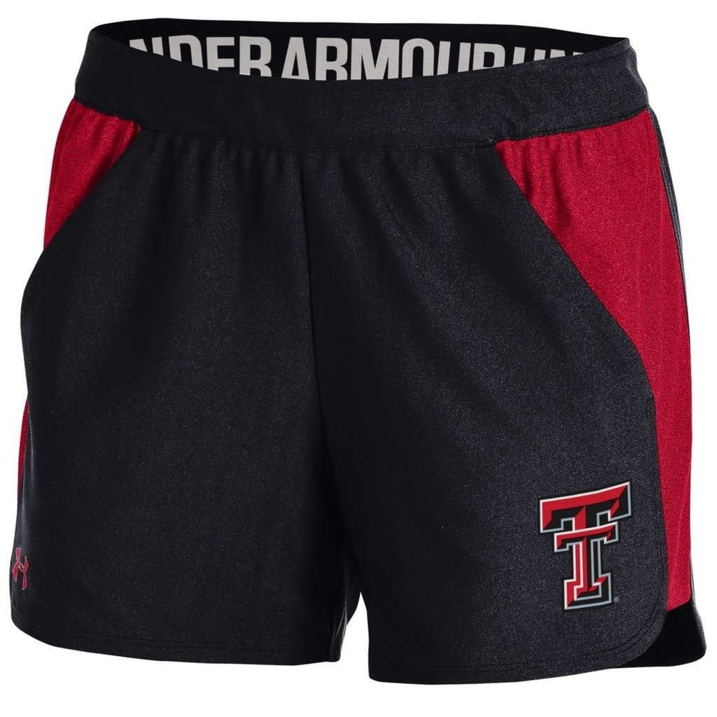 Under Armour Ladies Play Up Shorts