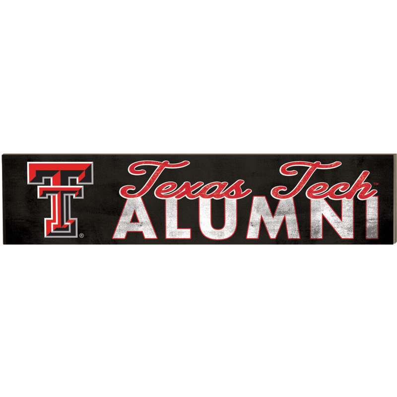 Alumni Painted Wood Sign 3x13