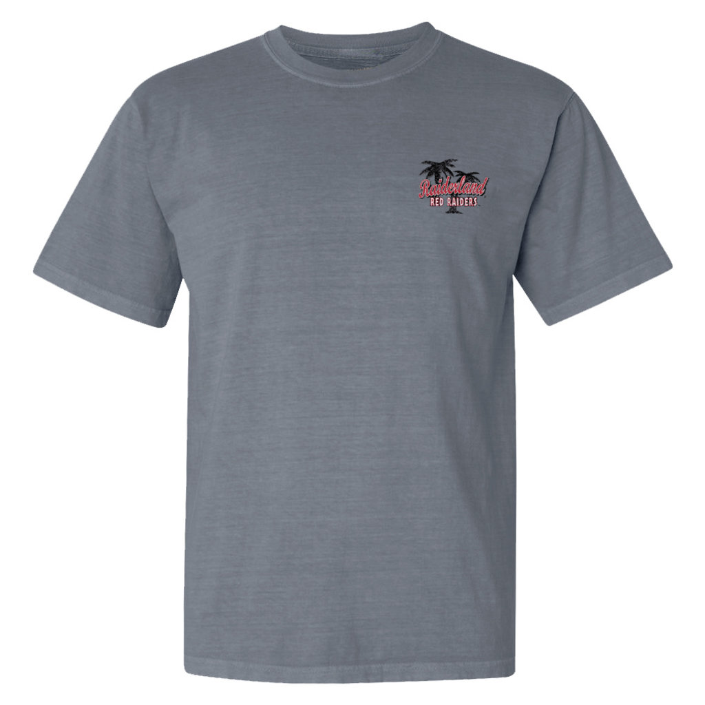 Raiderland Palms Short Sleeve Tee