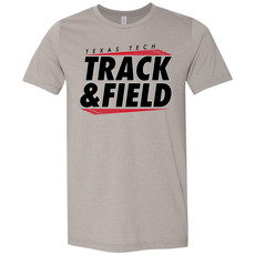 Track & Field Short Sleeve Tee