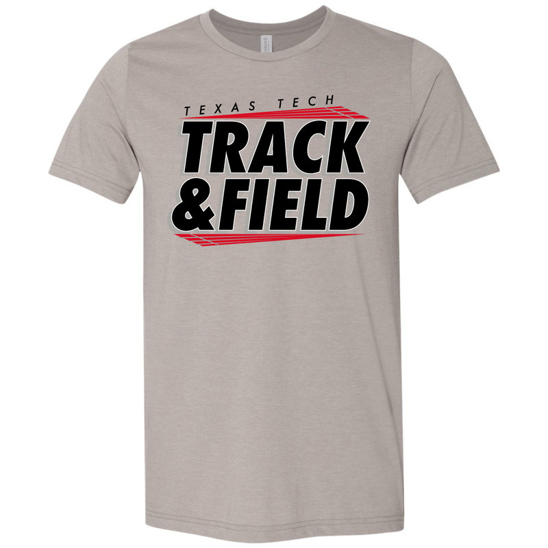 Track & Field Short Sleeve Tee
