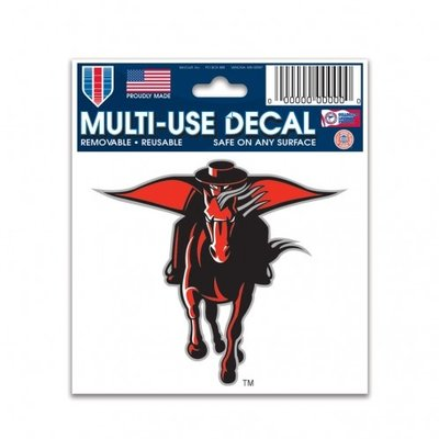 "Masked Rider Movable Decal 12""x12"""