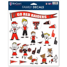 Family Pack Movable Decal Set