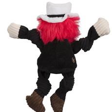Raider Red Knottie Dog Toy Large