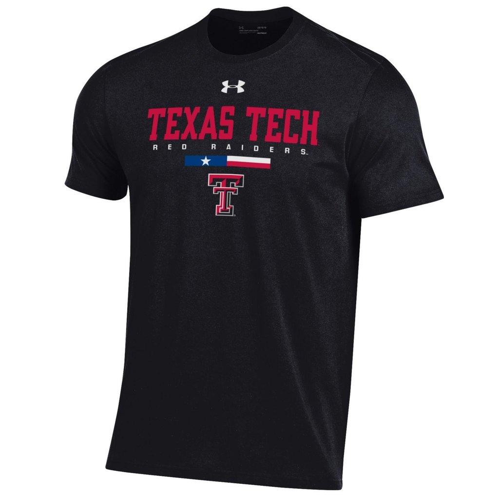 Under Armour Texas Flag Performance Cotton Short Sleeve Tee