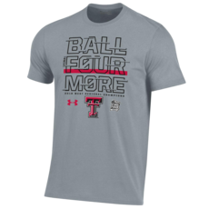 Under Armour Final Four Ball Four More Sideline Short Sleeve