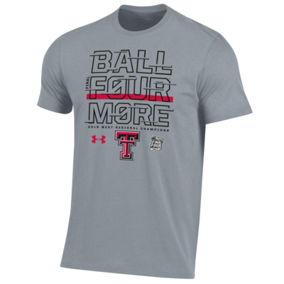 Final Four Ball Four More Sideline Short Sleeve