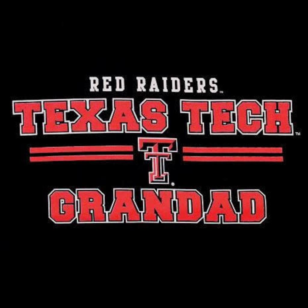 Texas Tech Double Stripe