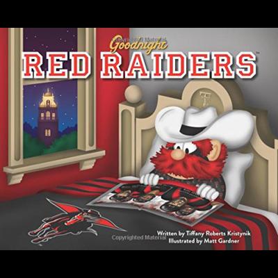Goodnight Red Raiders book