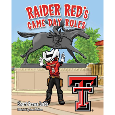 Raider Red's Game Day Rules Book