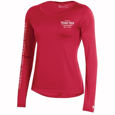 Under Armour Ladies On The Field Training Tee