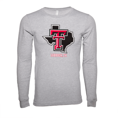 Lubbock Lonestar Pride Long Sleeve Tee