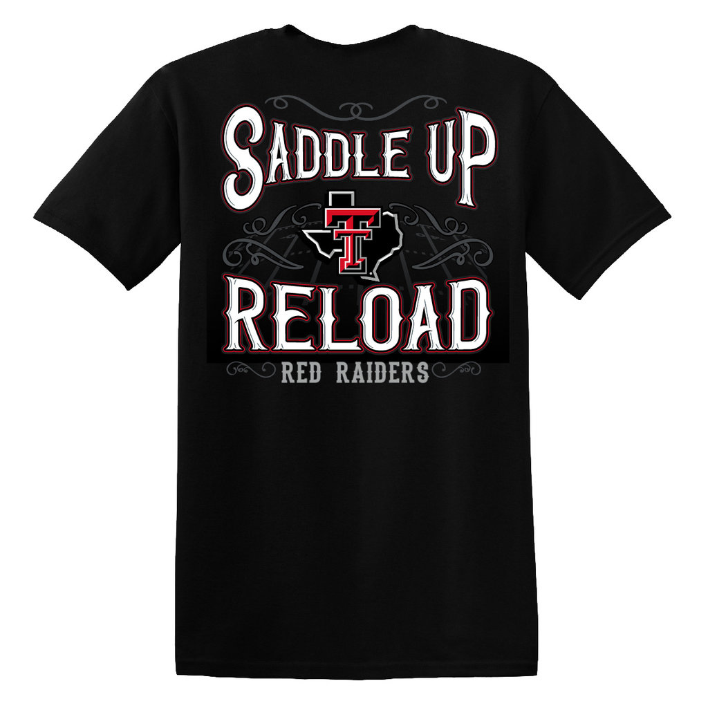 2019 Saddle Up Wreck Em Short Sleeve Tee