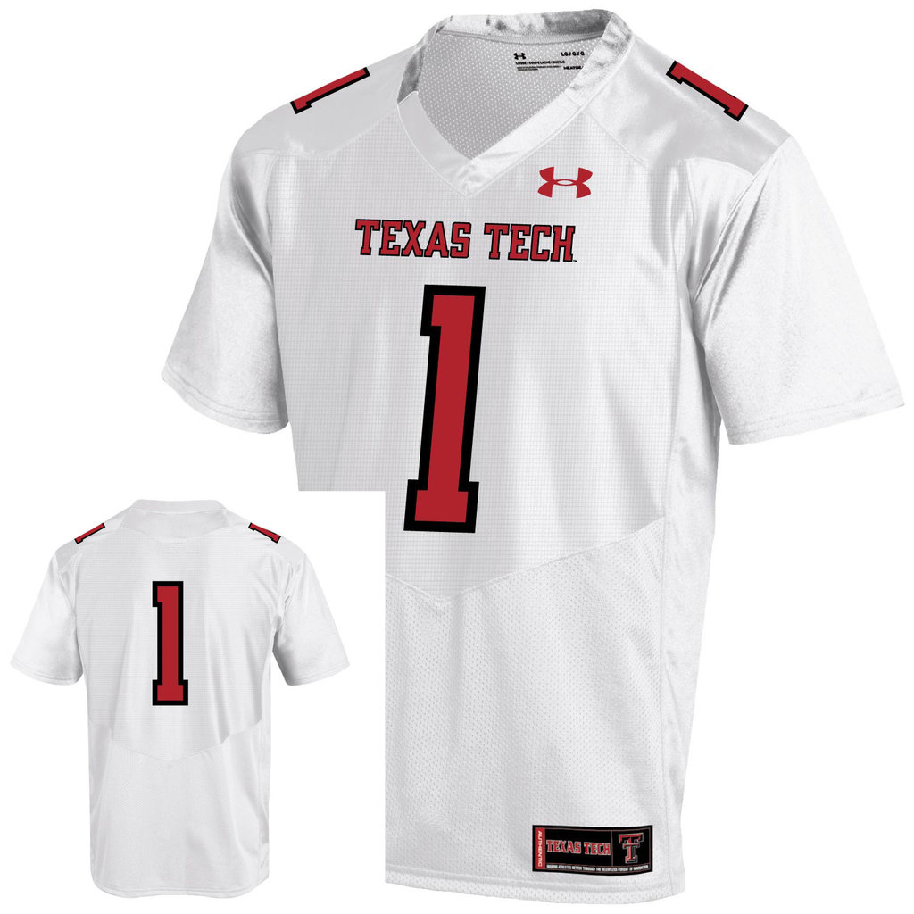 Under Armour Replica Football Jersey #1