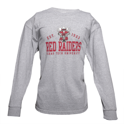 Established Raider Red Youth LST