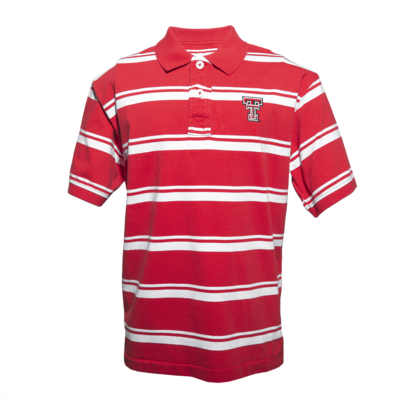 Parker Striped Polo