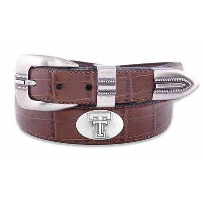 Concho Croc Belt