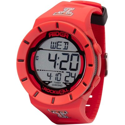 Coliseum Red ABS Band Watch