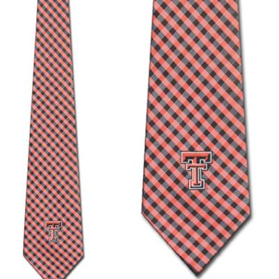 Men's Dress Tie Gingham