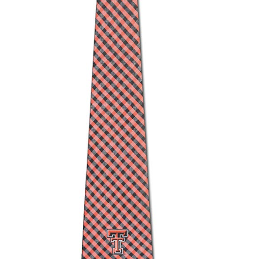 Men's Dress Tie Gingham