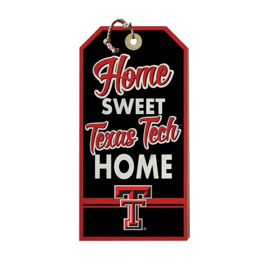 Hanging Tag Sign Home Sweet Home