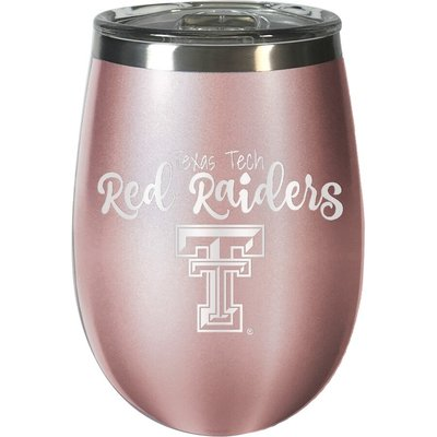 15oz Rose Gold Stemless Stainless Wine Glass