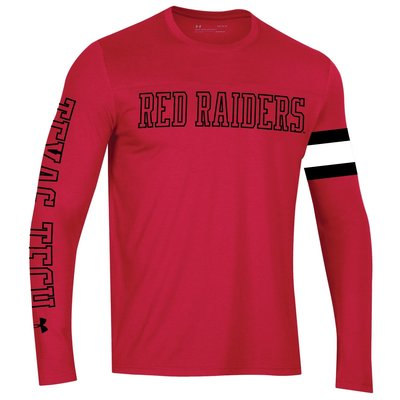 NCAA 150 Sideline Performance Cotton Long Sleeve Tee