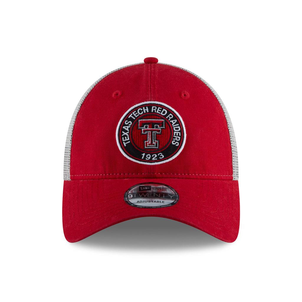 New Era Circle Trucker Mesh Cap