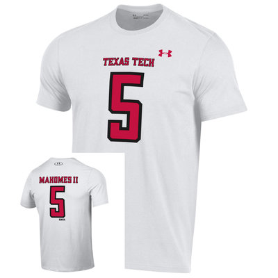 Mahomes Shirzee Performance Cotton Short Sleeve Tee
