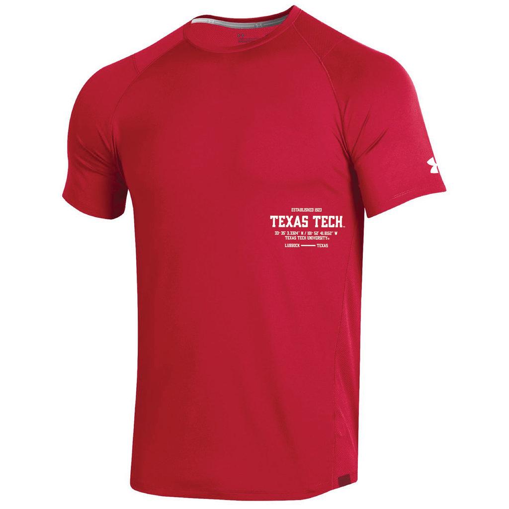 Under Armour Raid Body Mesh Training Short Sleeve Tee