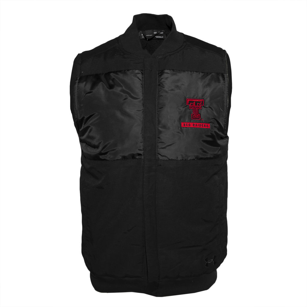 Under Armour Double T Over Bar Sherpa Vest
