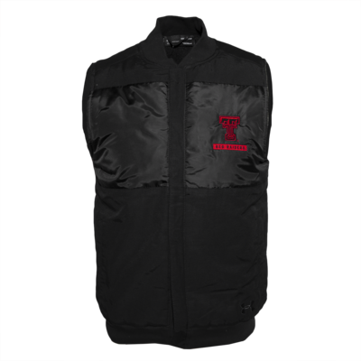 Double T Over Bar Sherpa Vest