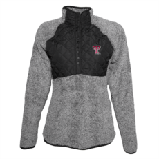 Antigua Surround Ladies Fleece 1/4 Zip