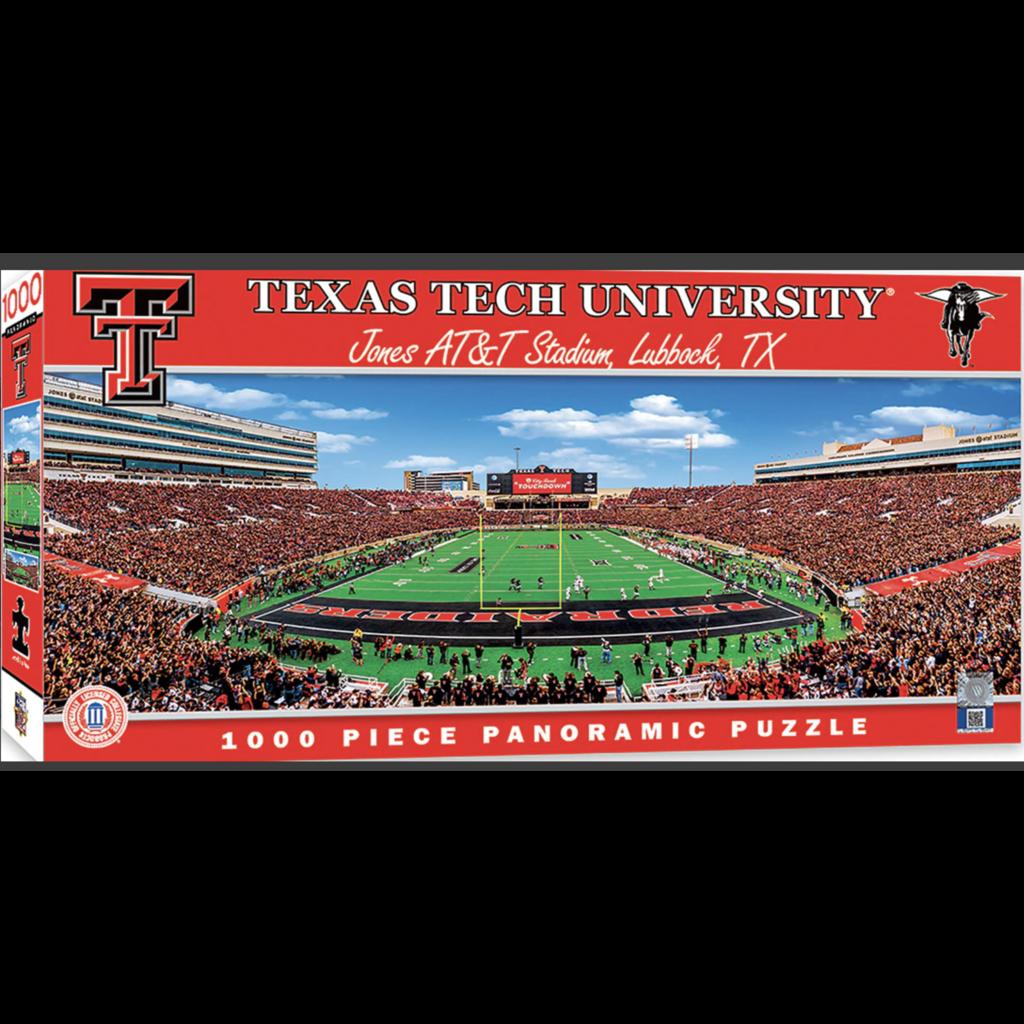 Masterpieces Panoramic Puzzle 1000 pieces