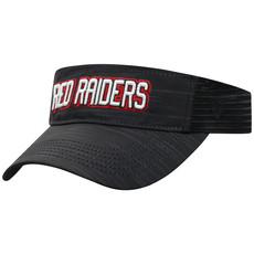 Top of The World Intrude Red Raider Visor