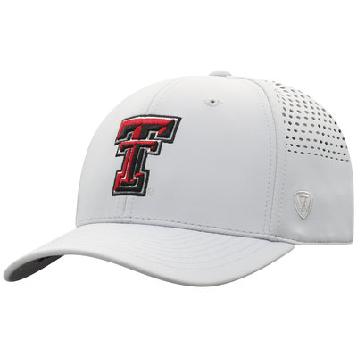 Top of the World Tower Athletic Mesh Grey Cap