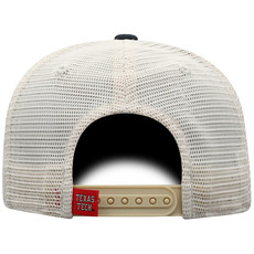 Top of the World Early Up Washed Cotton Soft Mesh Cap