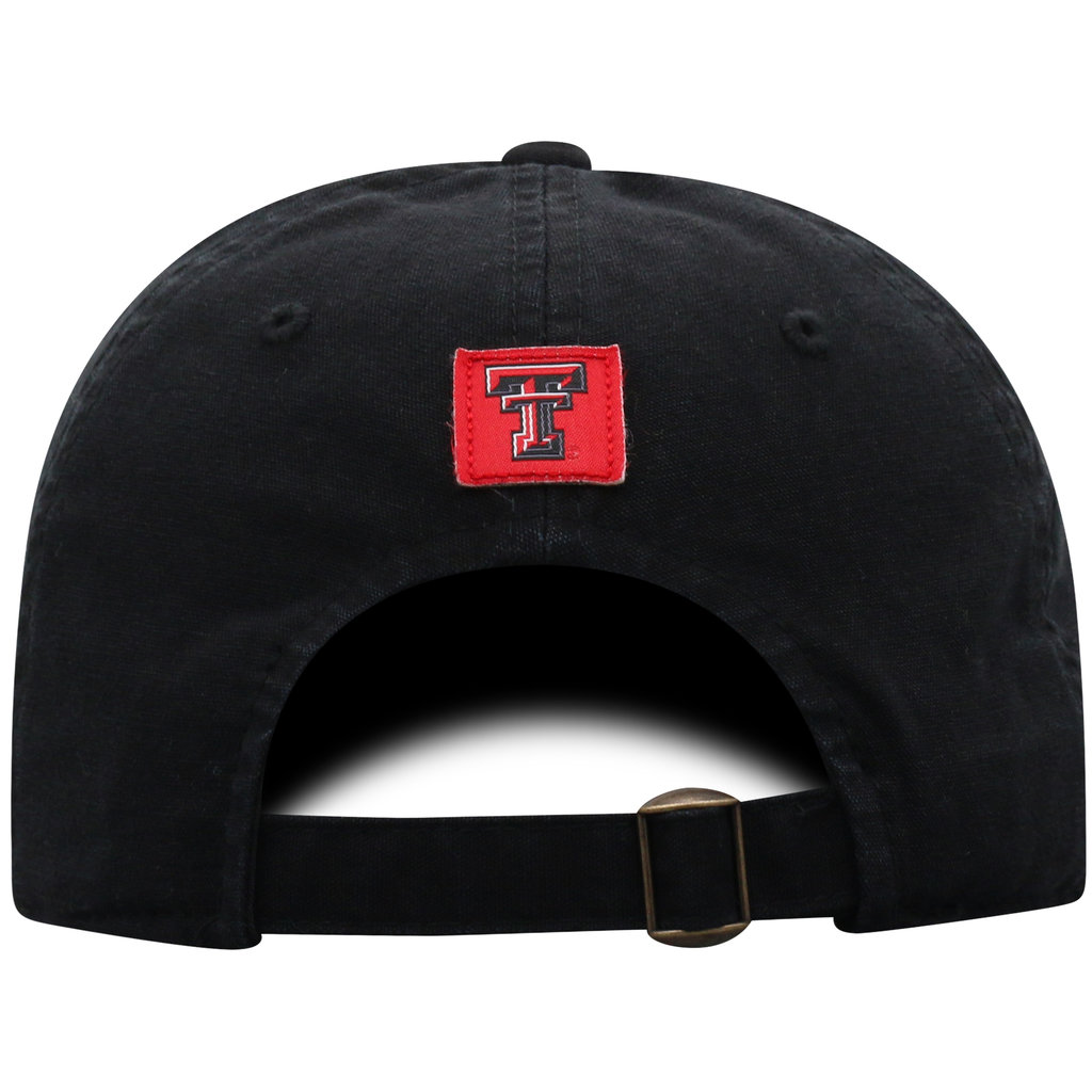 Top of the World Scene Garment Washed Canvas Cap