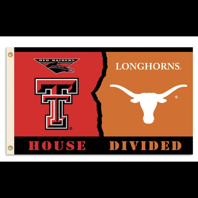 Premium House Divided 3x5 Flag