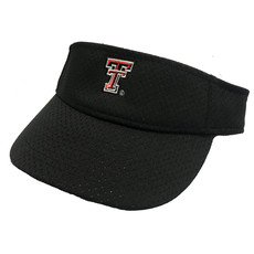 Youth Athletic Mesh Visor Black