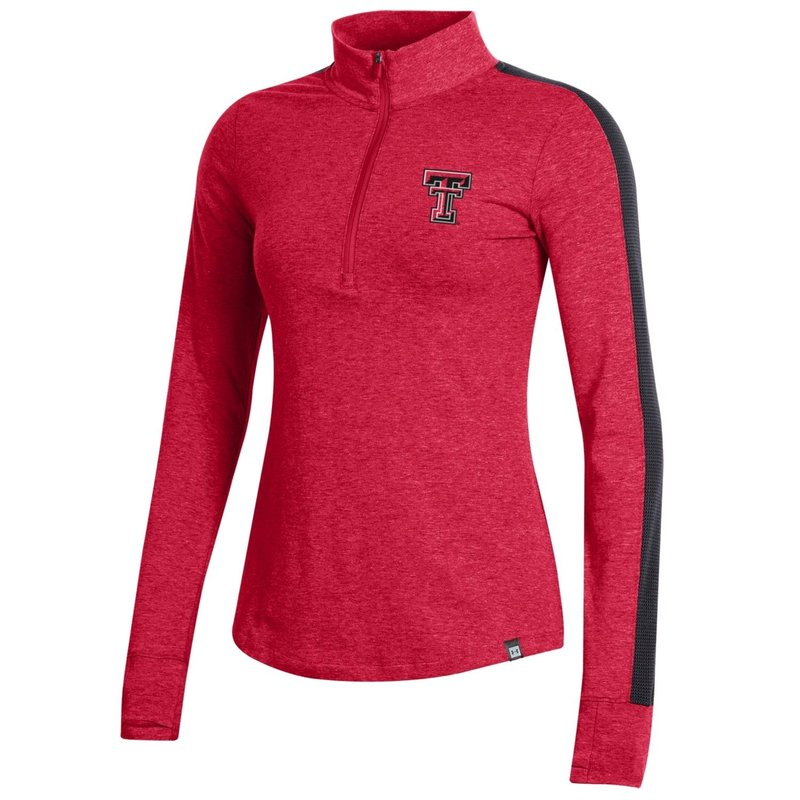 Under Armour Ladies Ascend 1/4 Snap