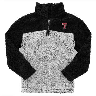 Sherpa Two Tone 1/4 Zip Jacket