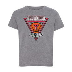 Basketball Triangle Youth Short Sleeve Tee