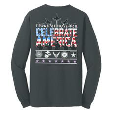 Celebrate America Long Sleeve Tee