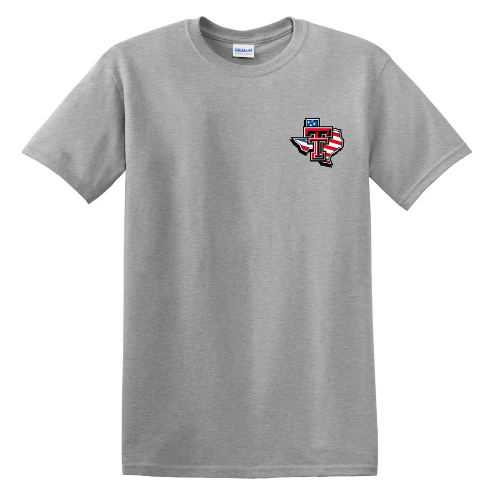 Support First Responders Short Sleeve Tee