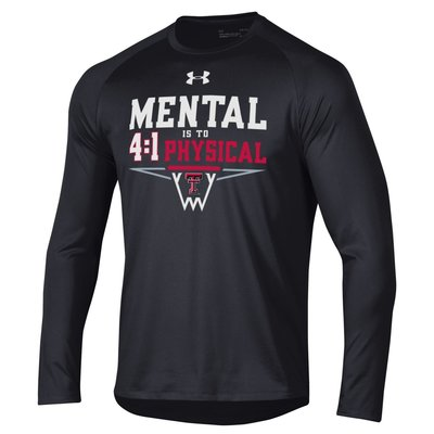 Under Armour Basketball 4:1 Long Sleeve Tee