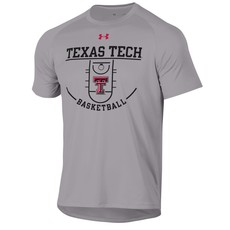 Under Armour Basketball Court Short Sleeve Tee